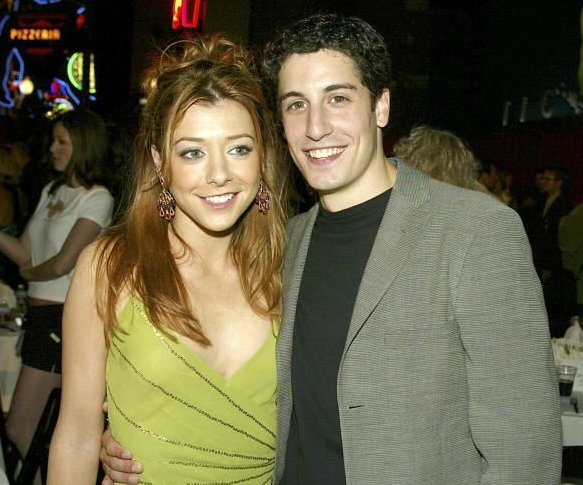 Alyson Hannigan a Jason Biggs